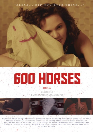 600 Horses
