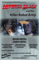 Minerva Black and the Killer Robot Army