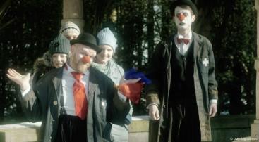 Nimmerlandverräter: A Clown's