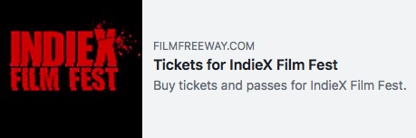 IndieX Tickets