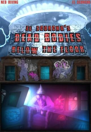 Dead Bodies Below the Floor
