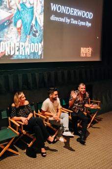 IndieX premiere screening at Raleigh Studios Hollywood