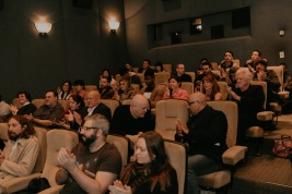 IndieX November live screening in Hollywood