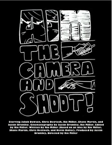 Aim the Camera and Shoot!