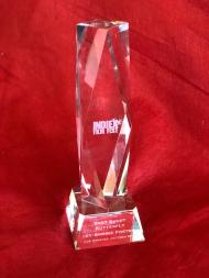 IndieX Official Trophy