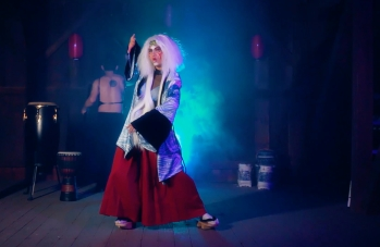 Blaze: Dances of the Yokai (The Tale of the Assassin and the Samurai)