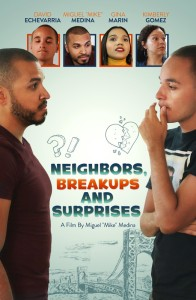 Neighbors, Breakups and Surprises
