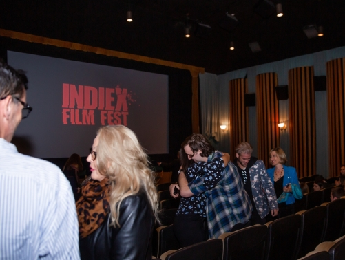 IndieX February live screening in Hollywood