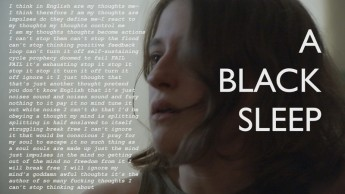 A Black Sleep