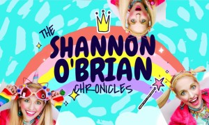 "The Shannon O'Brian Chronicles ""COVIDEO FACEMASK SERIES"" Trailer"