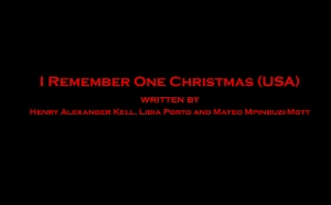 I Remember One Christmas