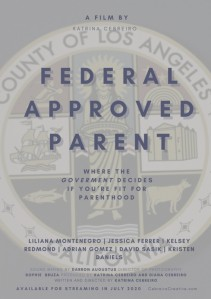 Federal Approved Parent