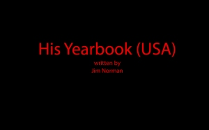 His Yearbook