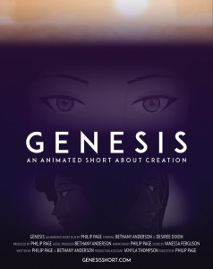 Genesis: An animated Short About Creation