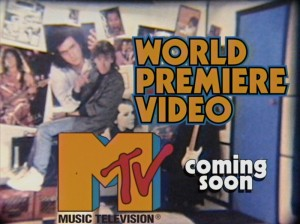 """World Premiere Video"" - The Music Video that survived after Music Television didn't"